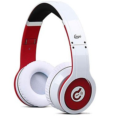 Wireless Bluetooth Syllable G08 Noise Reduction Cancellation Headphones For Iphone ( Color : White )
