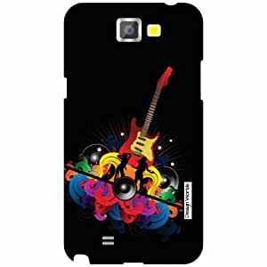 Design Worlds Back Cover For Samsung Galaxy Note 2 N7100 - Multicolor