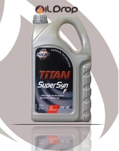 G: 5,00 Euro/Liter Fuchs 5W-30 Titan SuperSyn