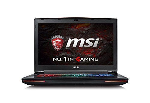 Msi gt72vr 6re dominator pro 037uk 173 inch gaming notebook black intel i7 6700hq 16 gb ram 256 gb ssd plus 1 tb hdd geforce gtx 1060 graphics card windows 10