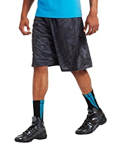 Under Armour Mens UA EZ Mon-Knee Printed Basketball Shorts by Under Armour