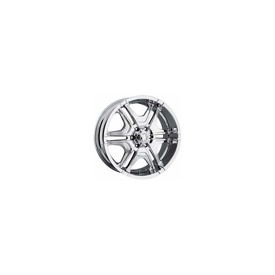 ULTRA WHEELS 2622282C Wheels various models 22 X 9.5 261/262 Series Style chrome