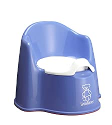 BABYBJORN Potty Chair Blue