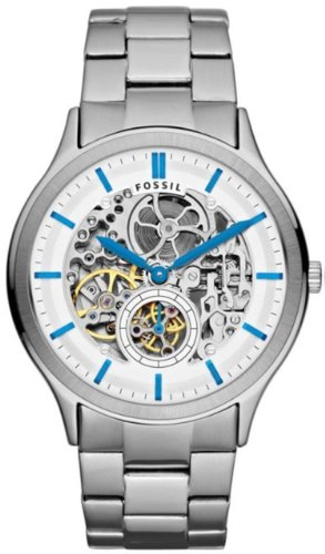 Fossil ME3021 Ansel Automatic Stainless Steel Watch