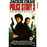 echange, troc Police Story 3 [VHS] [Import anglais]
