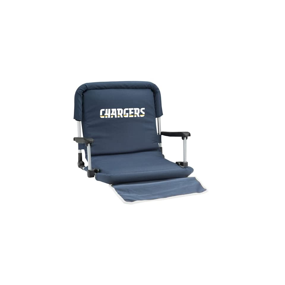 San Diego Chargers NFL Deluxe Stadium Seat by Northpole Ltd.