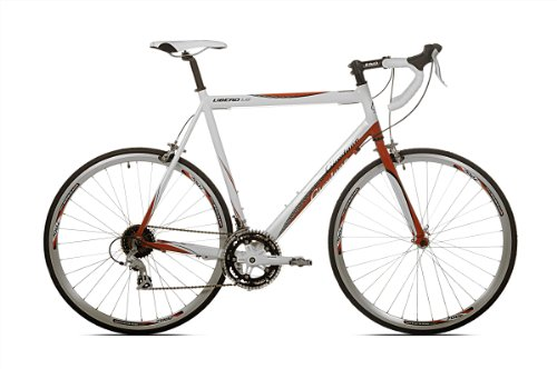 Bike 22 Inch Frame Road Bike Black Red