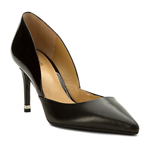 Michael Kors 40T6ABMP2L Decollete Donna Smooth Calf/patent Nero Nero 38œ