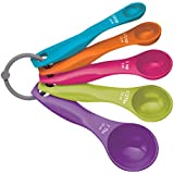 Kitchen Craft Colourworks Lot de 5 cuillères doseuses