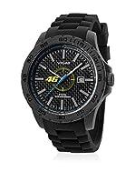 VR46 Valentino Rossi VR1 by TW Steel Reloj con movimiento Miyota Vr7 Negro 40  mm