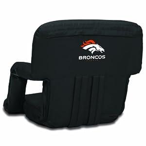 NFL Denver Broncos Portable Ventura Reclining Seat