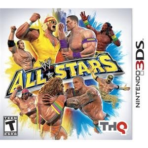 THQ 33071 WWE All Stars 3DS