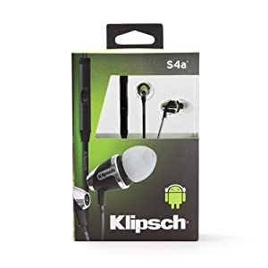 Klipsch Image S4A - II In-Ear Headphones