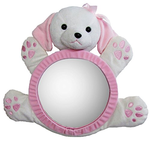 See Me Smile Products Mirror, Pink Puppy - 1