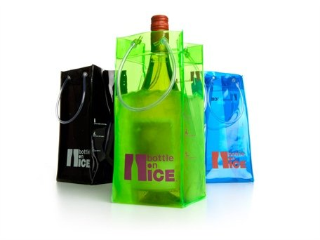 Ice Bag Wine Chiller front-24378