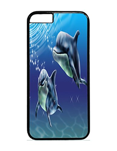 Iphone 6 Cases Dolphin Beautiful Fashion Covers Cases Special Design Cell Phone Case For Iphone 6 No.5