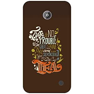 Nokia Lumia 630 Back Cover - The Truth Designer Cases