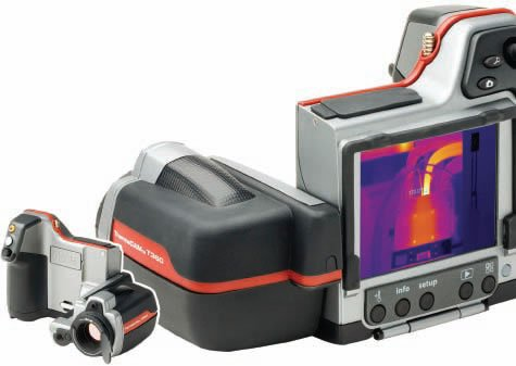 Flir T360 Thermal Imaging Infrared Camera - Flir - FL-T360 - ISBN:B002YE5UL4