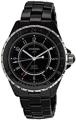 Chanel Men's H2012 J12 GMT GMT Bezel Watch from Chanel