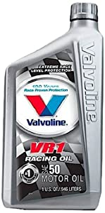 Valvoline (VV161-6PK) MaxLife SAE 20W-50 Higher Mileage Motor Oil - 1 Quart Bottle, (Case of 6)