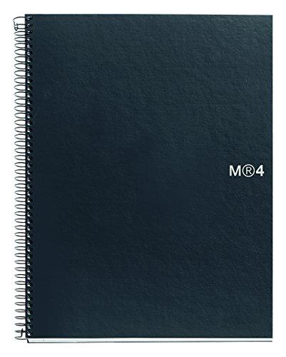 basicos-mr-2121-cuaderno-4-colores-grafito-a5-160-hojas-liso