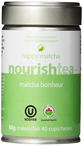 Nourishtea Happy Matcha, 2.82-Ounce