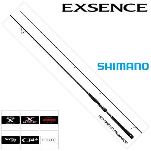 SHIMANO(シマノ) ロッド エクスセンス S908MMH/RF 366894の商品画像