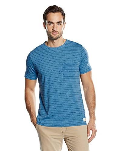Lee Denim T-Shirt Manica Corta [Blu]