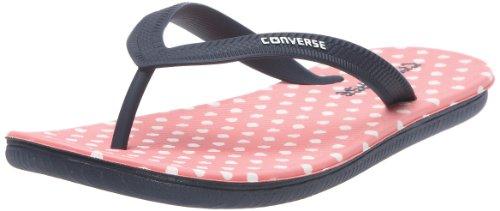 Converse Women's Sandstar Thong Sandals, Navy 6M US