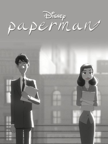 Amazon.com: Paperman (Short): John Kahrs, Kristina Reed