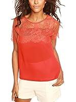 Callisto Paris Camiseta Manga Corta (Naranja)
