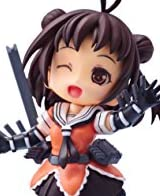 スマホスタンド美少女キャラクターコレクションNo.06 艦これ 那珂 (PVC製塗装済完成品)