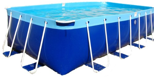 Intex pool may 2013 for Rectangle above ground pool hard sided