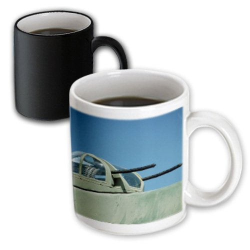 Danita Delimont - War Planes - B-17G Flying Fortress in air, war plane - US24 BFR0090 - Bernard Friel - 11oz Magic Transforming Mug (mug_91310_3)