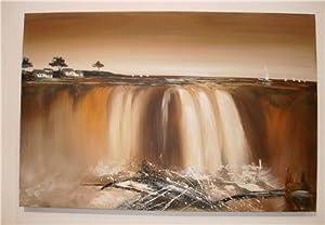 Modern High Quality Oil Painting Canvas 120x80cm 0631a