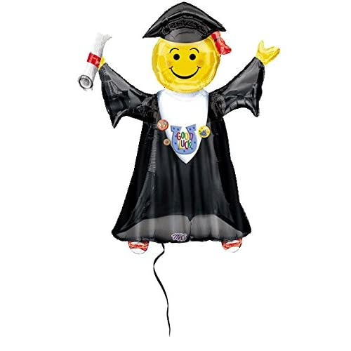 Jumping Grad Balloon