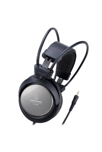 Audio Technica Ath-T400 Closed-Back Dynamic Monitor Headphones With 53Mm Driver