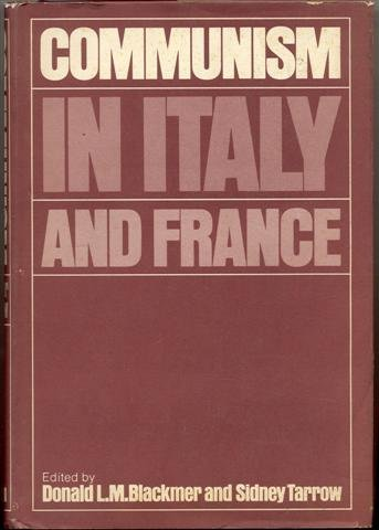 Communism in Italy and France (Princeton Legacy Library)