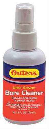 Outers Nitro Solvent Gun Cleaner (Pump 4-Ounce)