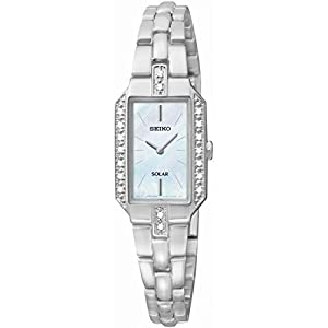 Seiko Ladies Diamond Set Watch - SUP233P9