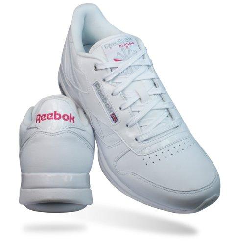 chaussure de reebok easytone cl leather pour femme