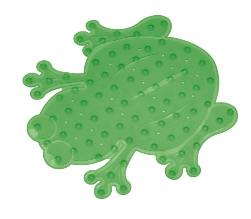 Mommys Helper Bath Mat Froggie Collection, Green, 6-48 Months