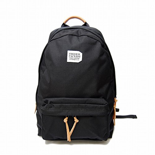 500D デイパック ブラック 500D DAY PACK black FREDRIK PACKERS