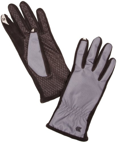 Isotoner Smartouch Microfibre Fleece Womens Gloves