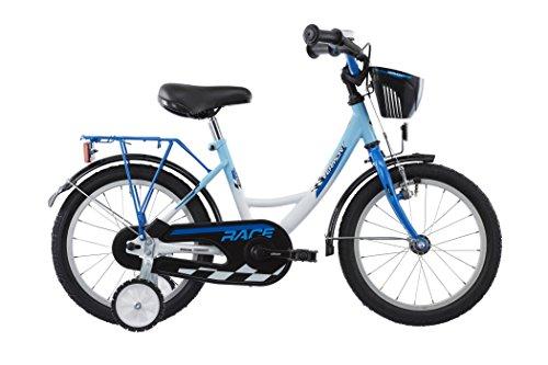 Vermont Race Boys - Vélo enfant 16 pouces - bleu 2016 velo enfant 12 pouces