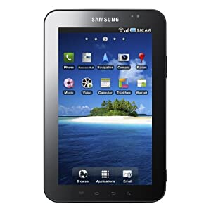 Samsung Galaxy Tab P1000 Tablette GSM/3G Bluetooth Android 2.2
