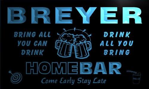 q05373-b-breyer-family-name-home-bar-beer-mug-cheers-neon-light-sign