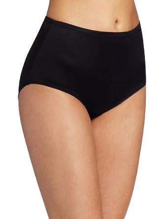 0797a8f8d Warner s Women s No Wedgies No Worries Modern Brief Panty