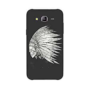 Back cover for Samsung Galaxy E5 Tribe Leader