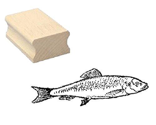 timbro-timbro-in-legno-motivo-timbro-hering-scrapbooking-embossing-kinderstempel-tier-pesca-pescator